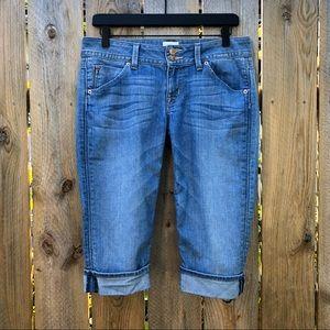 Hudson | Bermuda Jean Shorts